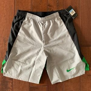 NEW Nike DriFit Flex Woven Shorts